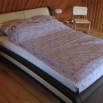 Łóżko 2 os. sypialnia na piętrze