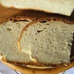 Chleb Wiejski - pieczony na liściu kapusty