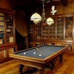 Zamek w Łancucie - biblioteka