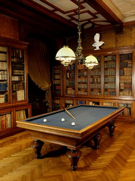 Zamek w Łańcucie: Biblioteka